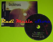 CD Singolo THE SUBWAYS Rock & Roll Queen  Eu 2005 INFECTIOUS RECORDS mc dvd (S8)