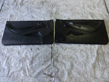 Seat Ibiza Cupra Mk3 1.8T 99-01 Pair Of Black Leather Door Cards no2