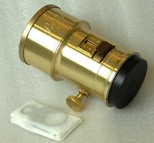 Best Price! New Petzval 85mm f2.2 Canon mount Brass (Lomography)