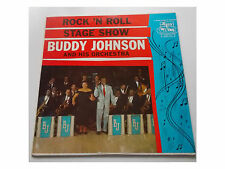 Buddy Johnson And His Orchestra ‎- Rock 'N Roll Stage Show - LP