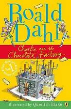 Charlie and the Chocolate Factory, Roald Dahl Paperback Book