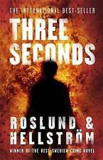 Three Seconds by Anders Roslund, Borge Hellstrom (Paperback, 2011) New Book