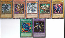 Yugioh Five-Headed Dragon Fusion Materials Complete Set + Polymerization - NM