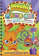 Moshi Monsters: Game On! Moshi Mini Games Guide,ACCEPTABLE Book