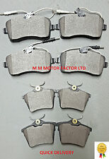 PEUGEOT 407 2004-2010 1.6 1.8 2.0 2.2 HDI FRONT AND REAR BRAKE PADS SET