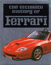 Ultimate History of Ferrari  Excellent Book