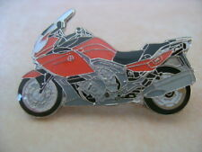 BMW K1600GT Red Hat Pin Lapel Pin