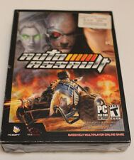 NEW MIP Auto Assault PC DVD Massively Multiplayer Online Game rated T