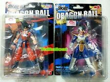 Bandai Dragon Ball Z Shodo NEO 4 World Fun Figure ( Son Gokou & Vegeta )