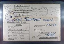 Camp Stalag VIIA Moosburg 1942 POW Prisoner France Kriegsgefangenenpost K41a