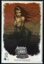 ASPEN SWIMSUIT SPLASH 2009 Michael Turner VIP VARIANT COVER US Aspen Fathom NM