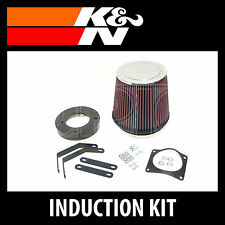 K&N 57i Gen 2 Performance Air Induction Kit 57I-2500 - K and N High Flow Part