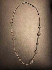 Caviar by Lagos Sterling Silver Necklace