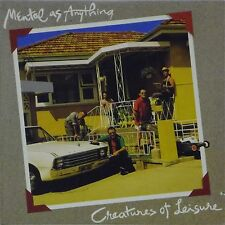 MENTAL AS ANYTHING 'CREATURES OF LEISURE' US IMPORT LP