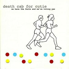 Death Cab for Cutie - We Have the Facts and We're Voting Yes [New Vinyl] 180 Gra