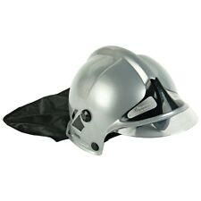 Klein Feuerwehr-Helm Feuerwehrhelm Feuerwehr Kinderhelm Helm silber