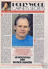 Coupure de presse Clipping 1990 Fred Dryer  (3 pages)