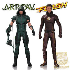 "ARROW & FLASH - ARROW/FLASH CW TV DC Collectibles 7"" Figure 2 Pack - NEW/MIB"