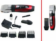 Kit rasoio elettrico uomo professionale,2 batterie.Taglia capelli barba peli