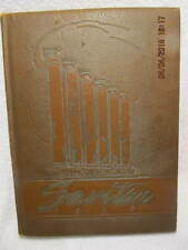 1946 Yearbook University of Missouri Columbia MO Mizzou No Writing Cotton Bowl