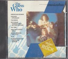 THE GUESS WHO - i grandi del rock CD
