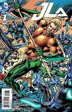 DC Comics JUSTICE LEAGUE of AMERICA #1 (2015) Aquaman Cover