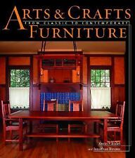 Arts & Crafts Furniture: From Classic to Contemporary-ExLibrary