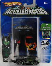 2005 HOT WHEELS ACCELERACERS RACING DRONES RD-9 9/9 FROM FACTORY SET