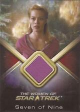"Women of Star Trek - WCC23 Jeri Ryan ""Seven of Nine"" Costume Card"