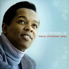 Merry Christmas, Baby by Lou Rawls (CD, Sep-2006, Capitol)