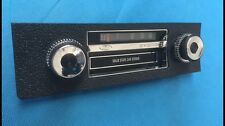 FORD XW XY GT GS FALCON FAIRMONT 8 TRACK DUMMY RADIO FACE HO 351