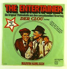 """7"""" Single - Marvin Hamlisch - The Entertainer - #S1130 - washed & cleaned"""