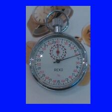 British Military Royal AirForce RAF Stop Pocket Watch 1960