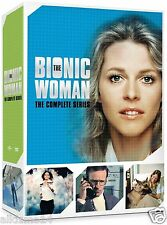 The Bionic Woman: The Complete Series DVD Set - Brand New Free Shipping