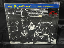 The Allman Brothers Band Live At Fillmore East SEALED NAUTILUS 1982 2 LP SET