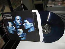 KRAFTWERK LP ELECTRIC CAFE  MINT/MINT BLUE VINYL