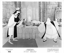 SLEEPING BEAUTY Original Vintage 1959 Press Photo WALT DISNEY CARTOON ANIMATION