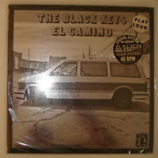 "2012 The Black Keys - El Camino RSD 12"" Vinyl Record Store Day"