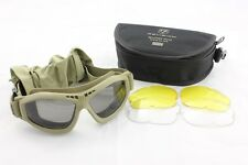 Revision Bullet Ant Tactical Goggle Basic Multicam Brille Schutzbrille tan