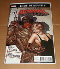Marvel True Believers Detective Deadpool #1 Cable & Deadpool 13