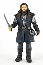 "Lord of The Rings Hobbit THORIN OAKENSHIELD 3.75"" Action Figure Bridge Direct"