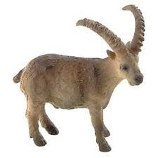 """BULLYLAND 64387-ANIMALI DELLA FORESTA- """"STAMBECCO""""-gomma/plastica"""
