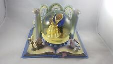 Beauty And The Beast Hallmark Wonder Within Water Globe 2013 Belle Pots Disney