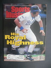 Sports Illustrated October 5, 1992 George Brett Royals MLB NCAA Ward Oct '92 A