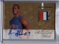 ARRON AFFLALO 2007-08 FLEER HOT PROSPECTS  #102 ROOKIE JERSEY PATCH AUTO /599