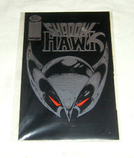 Image Comics WHO IS SHADOWHAWK #1 of 4 August 1992 First Printing
