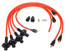 TAYLOR SPIRO 8MM ORANGE IGNITION SPARK PLUG WIRES VW BUGGY BUG TRIKE THING GHIA