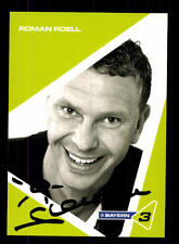 Roman Roell Autogrammkarte Original Signiert # BC 82300