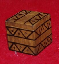 "Puzzle Box Cube for 1/6 scale 12""  Action Figure Dragon BBI Sideshow. Buffy"