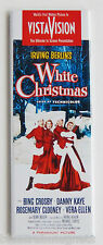 White Christmas FRIDGE MAGNET (1.5 x 4.5 inches) insert movie poster bing crosby